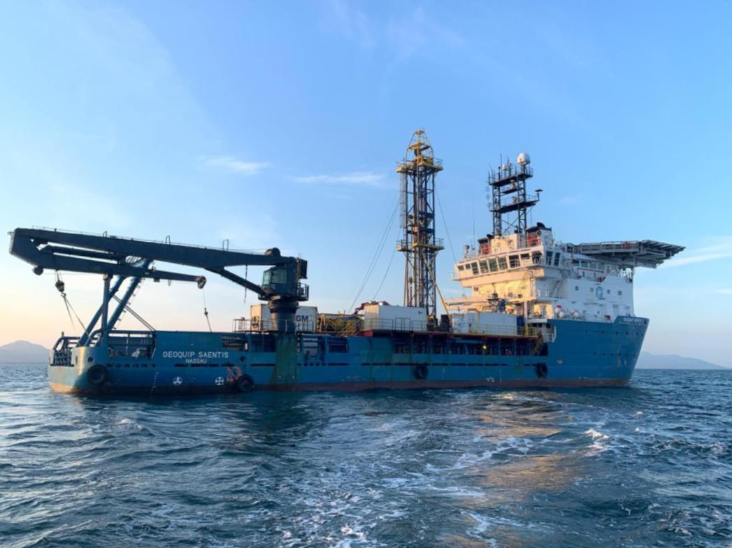 Oriel boat geotech
